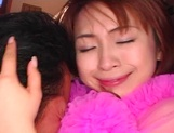Karen Ichinose amazing Asian porn show in POV scenes picture 3