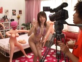 Oral experience on cam for sleazy beauty Juri Kano