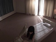 Hot Japanese babe Aino Kishi gets nailed good