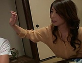 Busty Ayumi Shinoda provides naughty toy porn scenes picture 5