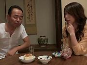 Busty Ayumi Shinoda provides naughty toy porn scenes