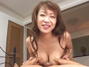 Japanese POV sex with hot Yuna Takizawa