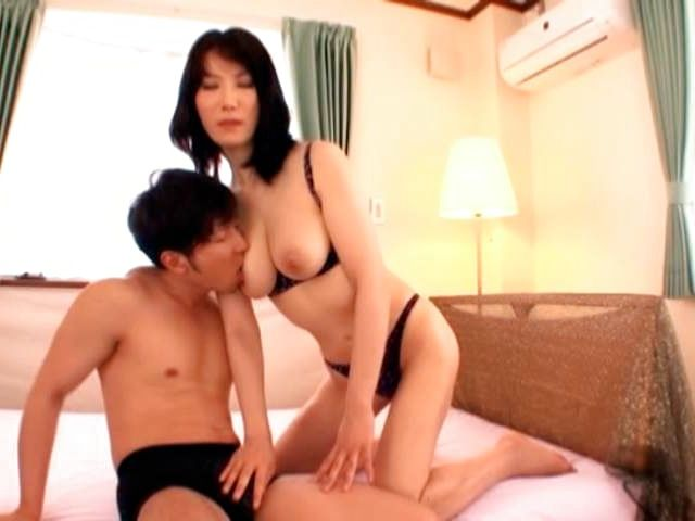 Japanese milf action