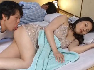 Naughty Asian milf Sophia Takigawa gets hardcore fucking
