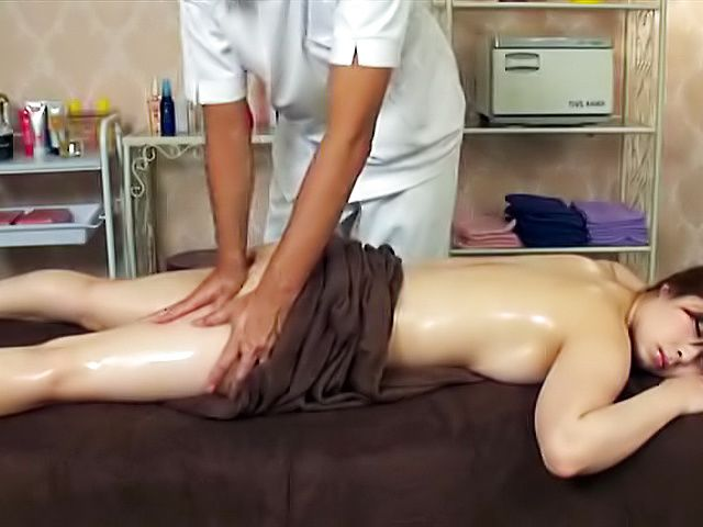Awesome massage sex