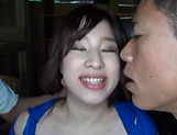 Delightful threesome fun for sweet Sakura Chinami picture 10
