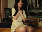 Raunchy temptress Mochizuki Yuna toyed superbly picture 2