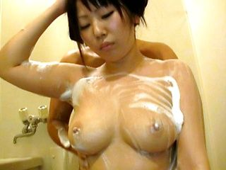 Japanese AV model is a hottie for hard cock