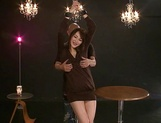 Spicy Nanami Hirose loves kinky teasing and toying