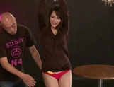 Spicy Nanami Hirose loves kinky teasing and toying picture 12