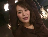Spicy Nanami Hirose loves kinky teasing and toying picture 14