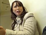 Takeuchi Reiko gorgeous amateur Asian porn scenes picture 13