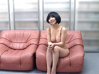 Mizuhara Ran, mature Asian babe enjoys pov hardcore action