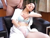 Mature nurse feels tempted to suck cock at work