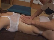 Lovely Chisato Shohda has her cunt bonked