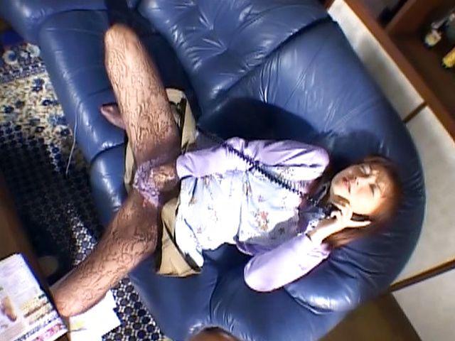 Hot Japanese mature naughty phone sex adventure