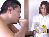 Mature Shinobi Igarashi has her pussy nailed