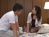 Mizuno Yoshie gets drilled wild doggystyle