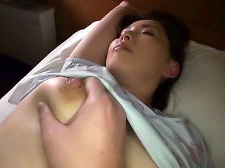 Hot Kirishima Ayako gets bend over and fucked hard
