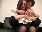 Amateur Japanese wife Takagi Saori fucked in every possible way picture 15