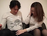 Amateur Japanese wife Takagi Saori fucked in every possible way