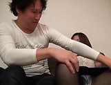 Amateur Japanese wife Takagi Saori fucked in every possible way picture 5