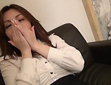 Amateur Japanese wife Takagi Saori fucked in every possible way picture 6