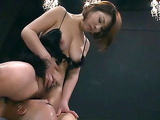 Sensational seductress Shinobu Igarashi nasty fuck