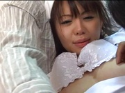 Nurse Ai Takeuchi with big tits takes good care of cock