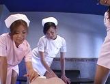 Group sex in insane scenes with amazing nurses