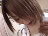 Ria Sakurai wants facial after a worthy shag picture 14