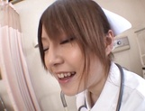 Ria Sakurai wants facial after a worthy shag
