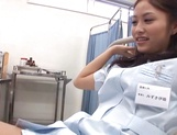 Night shift turns wild for needy nurse in heats