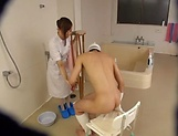 Naughty nurse bonking well with a patient picture 2