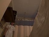 Amateur Japanese nurse fuck her sick patient