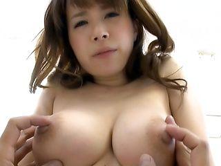 Lovely Momoi Haruka gets nailed deeper