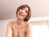 Mizuno Asahi gives a long sensual cock sucking. picture 10