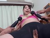 Naughty Japanese diva Kayama Mio loves sex