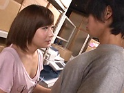 Urumi Narumi Asian beauty gets fucked hard