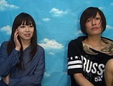 Japanese teen delights with cock in full mode picture 12