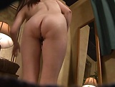 Beautiful milf rides her masseur passionately