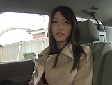 Kinky Iioka Kanako loves being naughty outdoor picture 4