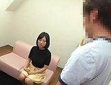 Busty Japanese milf Hosaka Eri enjoys sex with a younger man picture 15