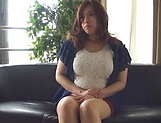 Japanese hot milf in action sucking cock picture 12