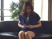 Japanese hot milf in action sucking cock