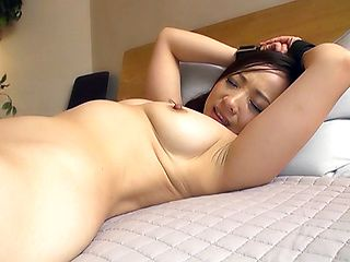Amazingly hot Asian milf gets her cunt rammed