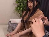 Hot Japanese AV model endures cock in various modes picture 11
