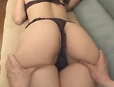 Shinoda Ayumi enjoys the feeling of dick in her cunt