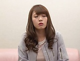 Busty milf Hosaka Eri seduced in having harsh sex on cam picture 6