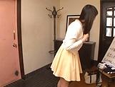 Exquisite Asian honey Kamiki Sayaka steamy fuck